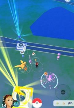 [게임] 포켓몬고 PokemonGO 대구스타디움 출현 몬스터과 이브이 새로운 진화 몬스터