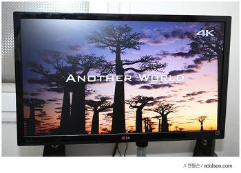 개인클라우드 NAS 활용기 WD My Cloud 로 4K화질 영상을 즐기기