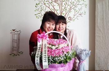 [행복한 꽃배달] 고생하신 어머니께 사랑을 담아 드립니다