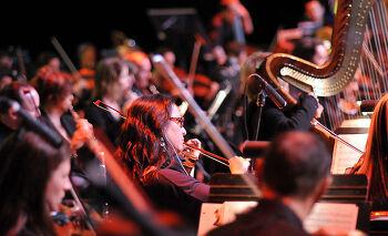 게임음악이 어떻게 오케스트라를 구하는가.