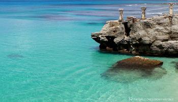 타가 비치와 타촉냐 비치, TAGA Beach & Tachogna Beach