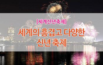[여행정보] 세계의 흥겨운 신년 축제 #세계 #신년 #축제 #새해 #브라질 #리우데자네이루#독일 #베를린 #오스트리아 #빈 #영국 #런던 #홍콩 #빅토리아항구