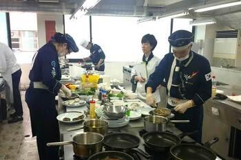 제 10회 이금기 요리대회 (예선전) - 한국호텔관광실용전문학교