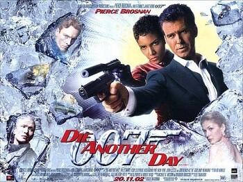 피어스 브로스넌의 영화 '007 어나더 데이' - 북한의 무기 밀매와 신무기 개발을 막아라