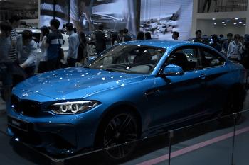 2016 부산 국제 모터쇼 BMW m series