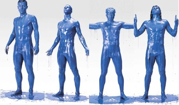 Adidas: It's Blue, What Else Matters?, 파란색 색 하나로 첼시의 모든 것을 표현한 유니폼 티저 동영상 광고