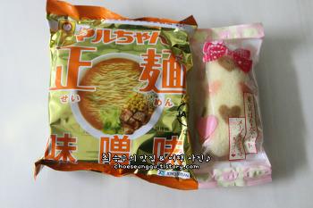 일본라면 마루짱 세이멘 미소맛 된장맛 봉지라면 솔직후기