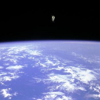 [APOD] 우주에서 자유롭게 날기(2017.12.31.)