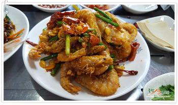 건국대 화양동 맛집, 양꼬치와 볶음요리 전문점 매화반점