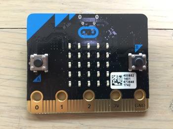 micro:bit와 Ring:bit 개봉기 1/2 - micro:bit 개봉기