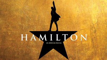 뮤지컬 해밀턴(Hamilton: An American Musical)을 헐리우드 팬터지극장(Pantages Theatre)에서 관람