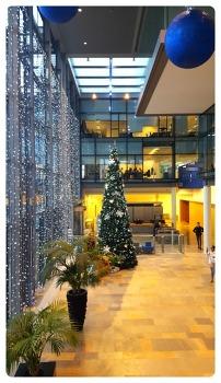 영국 IT 회사의 크리스마스 맞이