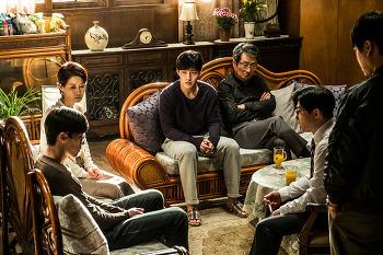 《기억의 밤》 - 강하늘, 김무열, 문성근