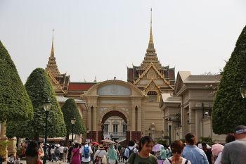 방콕 왓프라깨우 & 왕궁