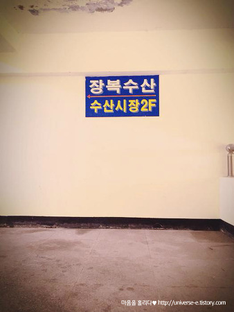 [홀리다♥안면도] 안면도수산시장에서 우럭회와 꽃게튀김을 사러 가보자!