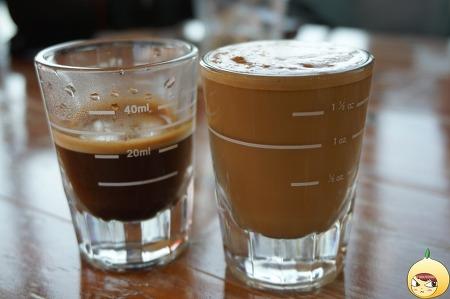 [전남 고흥] 커피마을 - 우리 커피로 만든 에스프레소 원샷!!