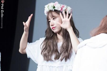 170706 Pink Up 신촌 팬사인회 에이핑크 남주