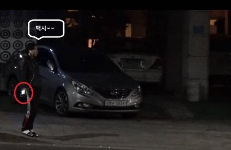 (동대문) 택시 잡을 때 스마트폰을 흔들면 더 잘 잡히나요?!