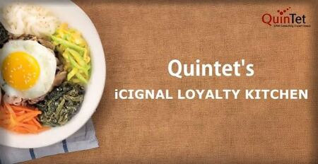 [iCIGNAL Loyalty]고객과 1도 안친한 회사를 위한 마케팅 비법 공개!