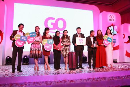 [말레이시아 진출 1편]GS홈쇼핑의 말레이시아 합작 홈쇼핑 고샵(GO SHOP) 개국 현장 소식!