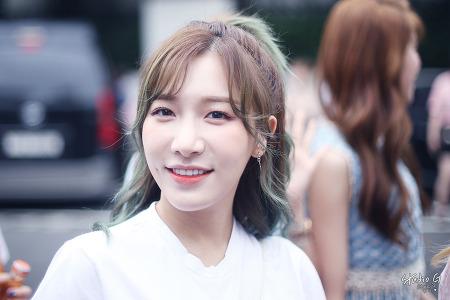 17.07.28 라붐 여의도KBS 뮤직뱅크 출근 by. 햄딩