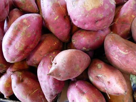 궁금 우리집 아침마다 먹는 고구마의 효능 재발견!!!콜레스테롤 제거 노화예방 고혈압에 효과 GOOD