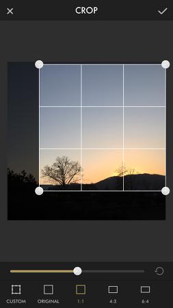 사진 편집, 보정, 꾸미기를 한 앱에서