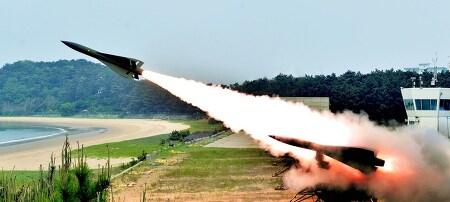 북한 미사일 도발로 본 두 가지 미사일 발사방식
