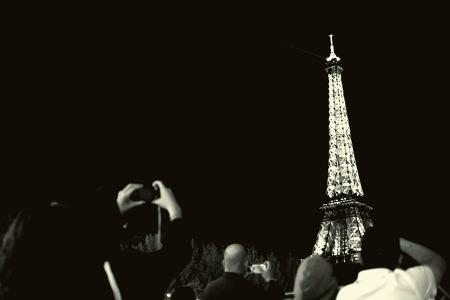 파리, 다시-야경