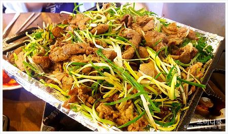 파불고기 구리맛집 : 돌다리집 후기