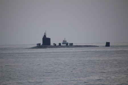미 핵잠수함 미시시피함은 제주에서 당장 물러가라!