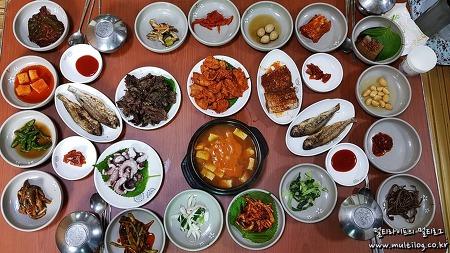 순창 맛집 옥천골 한정식, 가격과 맛이 모두 준수