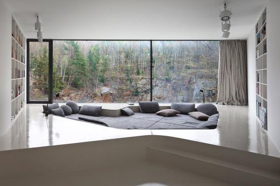 *하우스 아지트, 리딩누크 This Home's Special Lounge Area Is Perfect For Reading