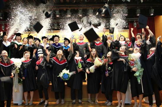 서울사이버대학교 2015학년도 후기 학위수여식 안내