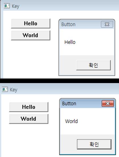 Win32] Button