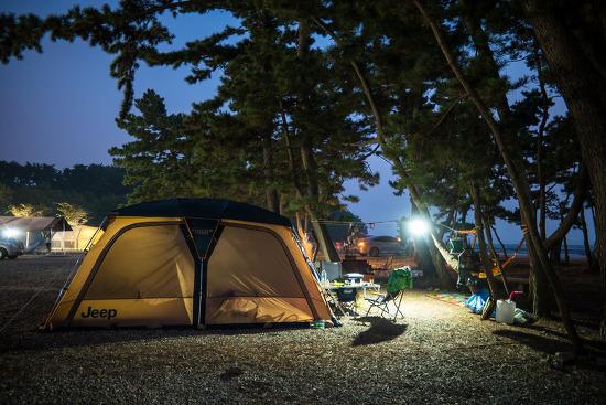 [캠핑스케치.005][2016-10-14~16] 대부도 나라펜션 캠핑장 --- 분위기에 취하고...