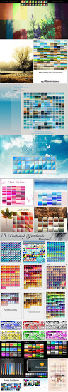 5000+ Photoshop Gradients for Designers