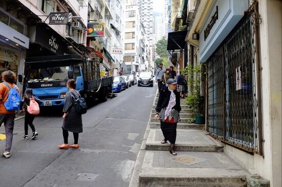 홍콩의 화장실을 찾아서.