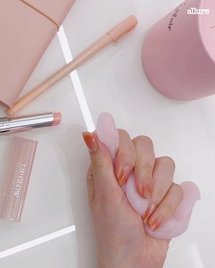 핑크 슬라임