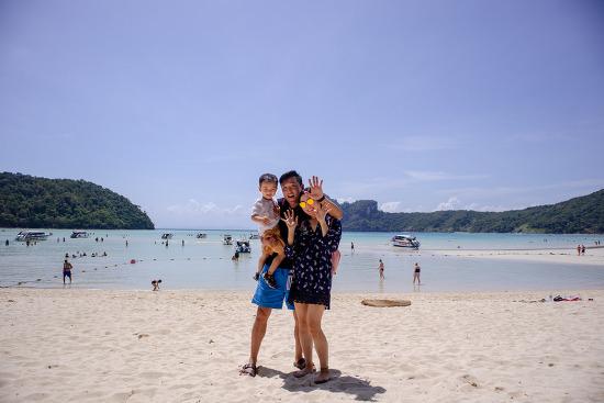 2018년 태국 여행-8 (피피섬)
