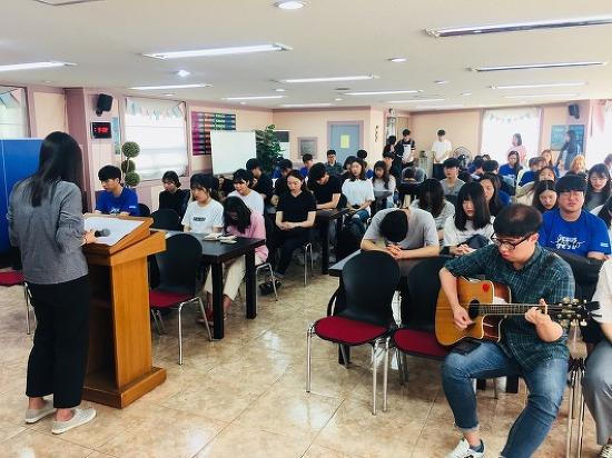 EXPLO2018제주선교대회를 위한 겟세마네 기도회