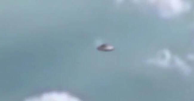 오클라호마 인근에서 촬영된 선명한 UFO 영상