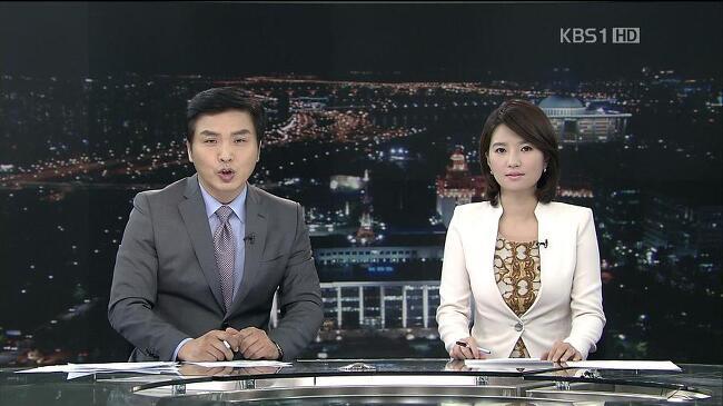 김진희 - KBS 뉴스라인(2012-11-22.목)