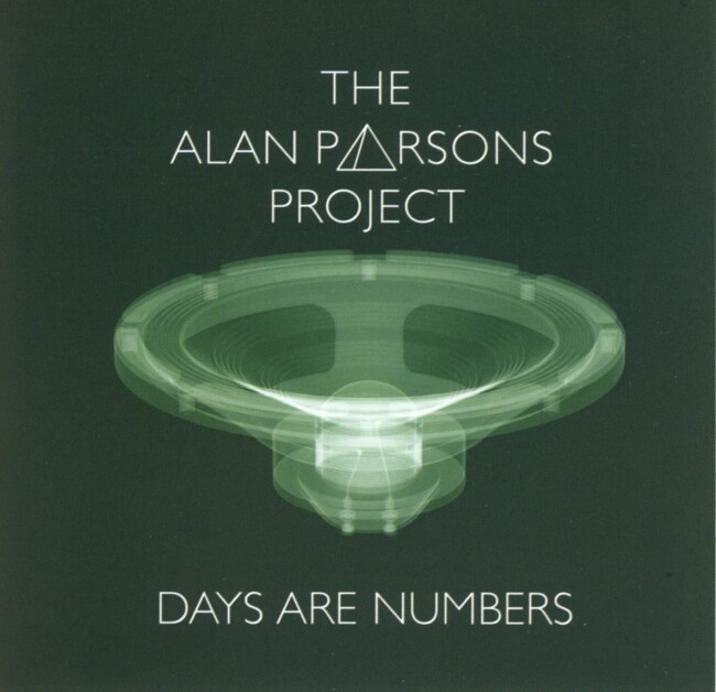 The Alan Parsons Project - Days Are Numbers