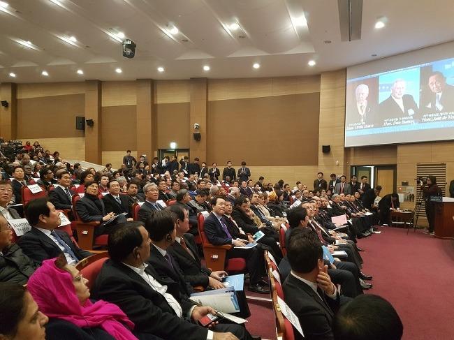 동북아 위기 극복과 한반도 평화통일을 향한 IAPP의 비전과 역할