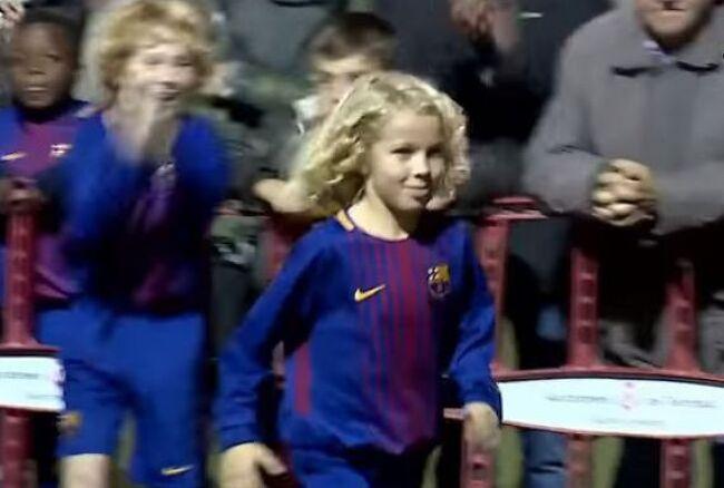 메시가 경계해야 할 법한 9살 폴란드인 축구 신..