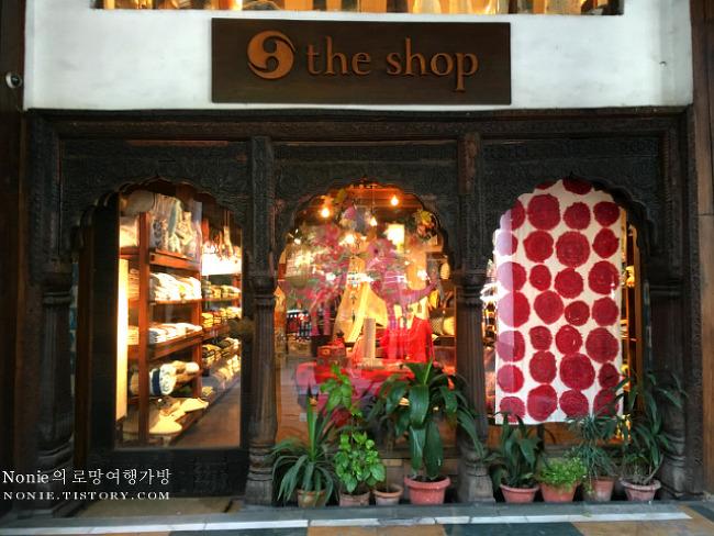 인도의 현재를 만나다! 1편 - 델리의 예쁜 숍 탐방 & 옷..