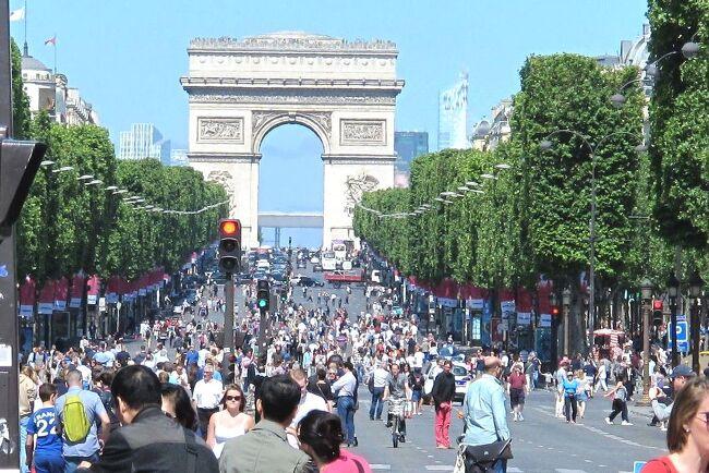 파리시내 '차 없는 날', 10월 1일 (日) 시행