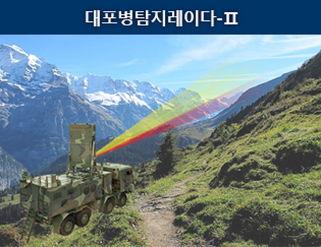 적 포탄의 발사 지점을 찾아내 응징한다! 우리 기술로 개발한 대포병탐지레이다-Ⅱ<1부>