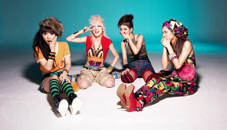 가장 뜨거운 그룹, Touch 의 Miss A